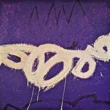 Firefly acrylic-mixedmedia on canvas 48x48in.