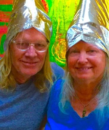 Dan McBride and Clarity Anne Martin