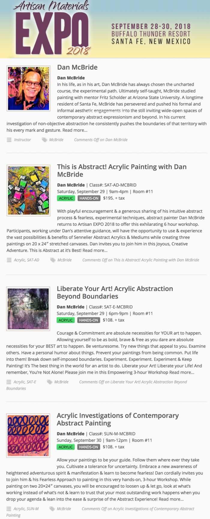 artisan expo 2018b